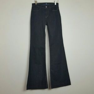 7 For All Mankind | Dark Wash Bootcut Size 25